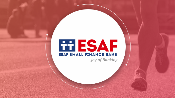 Vantage Fit helps ESAF SFB boost employee wellness engagement by 88%